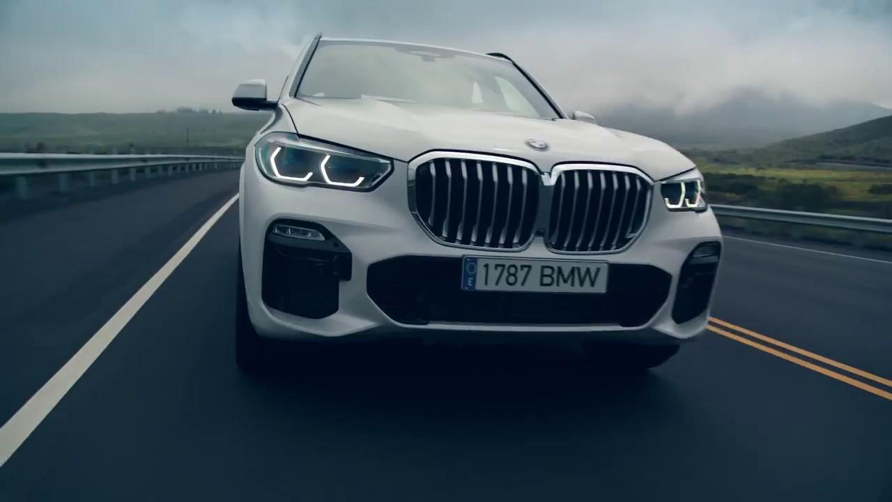 Nuevo BMW X5 – Spot TV -2018 –