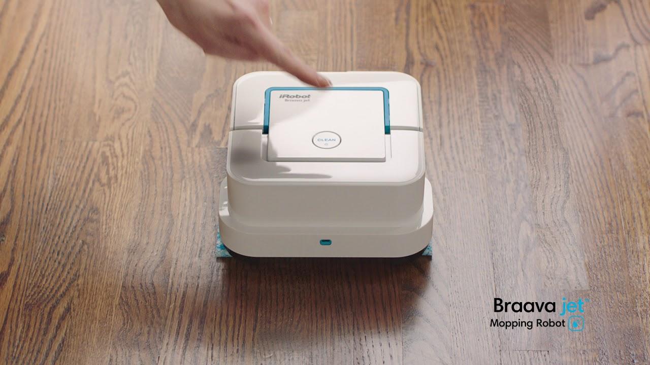 "iRobot® Braava jet® Mopping Robot ""Every Day Messes"" :30 TV Spot"