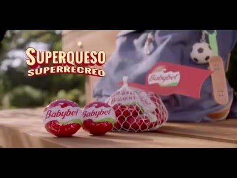 Babybel Superqueso – Anuncio TV España